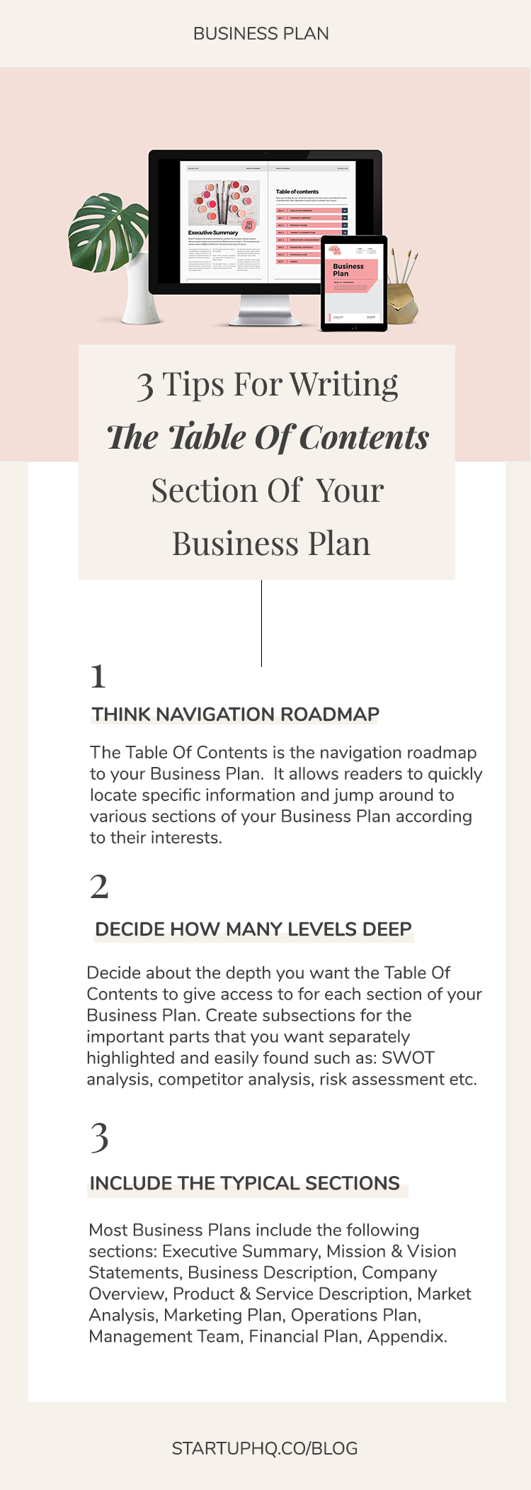 Typical sections of a business plan cover letter example office clerk